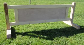 Barrière de Pied Pleine Brute
